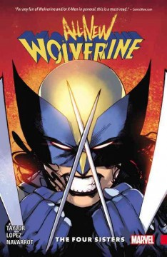 All-New Wolverine by Tom Taylor